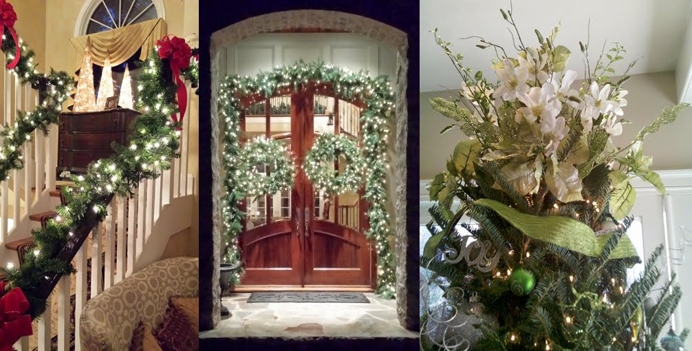 Charlotte NC Holiday Decorating Services